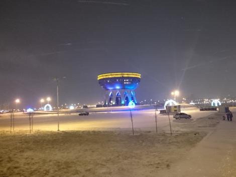 Новый 2018 год в Казани!