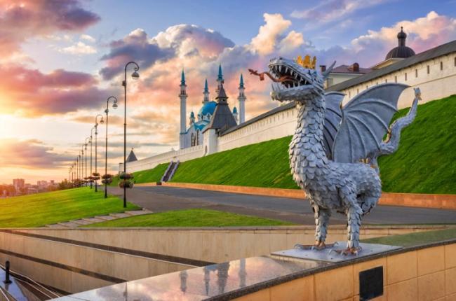 Традиционный тур в Казань для взрослых на 4 дня/3 ночи
