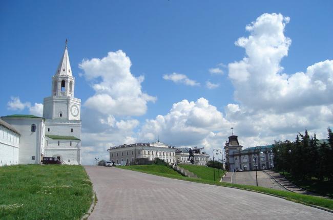 Тур для взрослых в Казань с Иннополисом или Свияжском