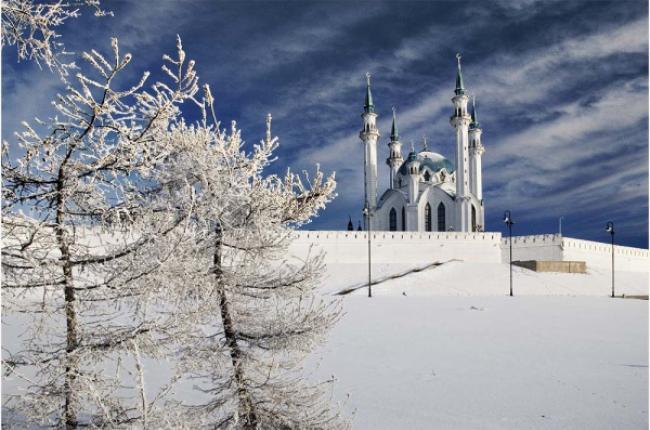 Новогодние приключения в Казани!